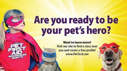 Idaho PetSaver: Pet CPR, First Aid & Care For Your Pets Workshop at