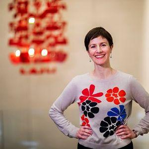 Virtual Book Talk with Glenda Goodman