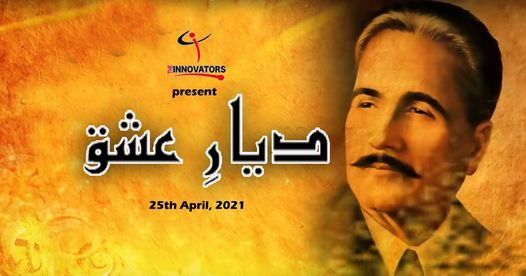 Dayaar-e-Ishq, 25 April   Event in Karachi   AllEvents.in