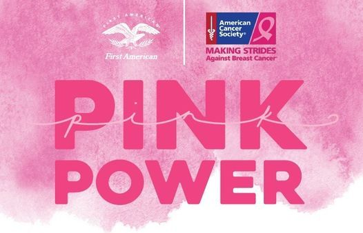 First American Pink Power Eagles Virtual Event | Online Event | AllEvents.in