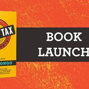 Book launch Black Tax edited by Niq Mhlongo  Soweto