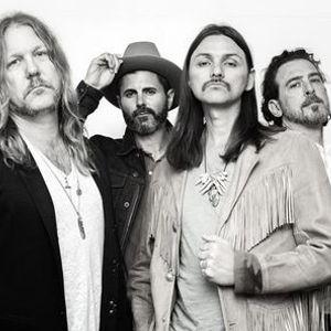 The Allman Betts Band Live in Manchester - Postponed