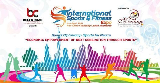 International Sports and Fitness Expo Pakistan 2021, 3 April | Event in Islamabad | AllEvents.in
