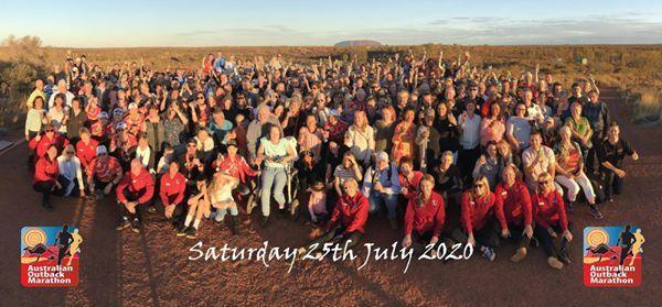Australian Outback Marathon 2020