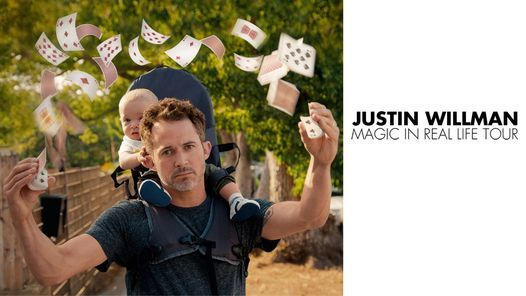 Justin Willman from Magic For Humans, 15 May | Event in Warren | AllEvents.in