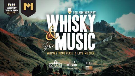 Whisky & Music 2019 in Hengelo