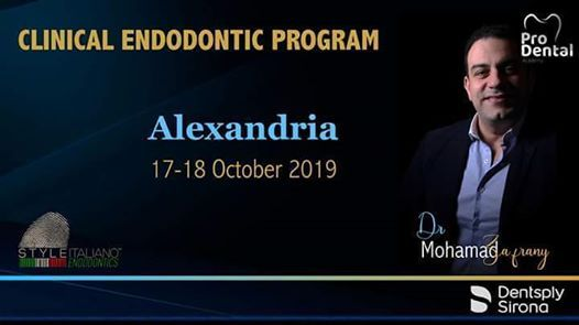 6th Clincial Endodontic Program