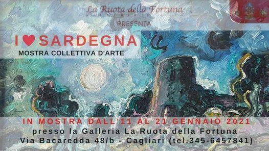 I Love Sardegna : mostra collettiva d'arte, 9 January | Event in Cagliari | AllEvents.in