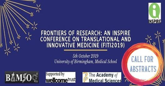 FITI 2019 - Frontiers of Research An inspire conference