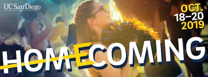 UCSD Homecoming Weekend