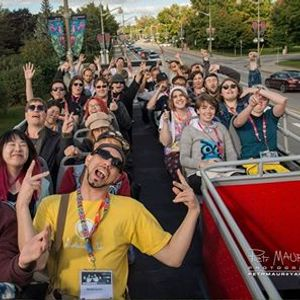 OIAF Weekend Bus Combo for Oakville  Toronto Animation Students