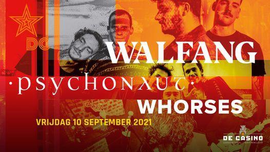 Walfang + Psychonaut + Whorses in De Casino, 10 September   Event in Sint-niklaas   AllEvents.in