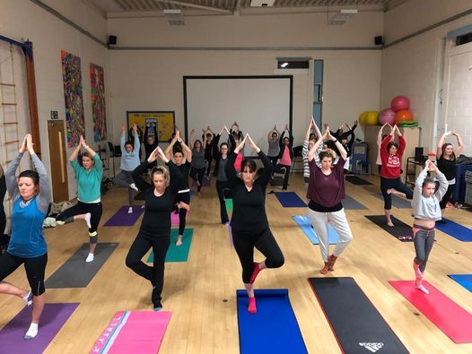 Thursday Night Yoga   Event in Northampton   AllEvents.in