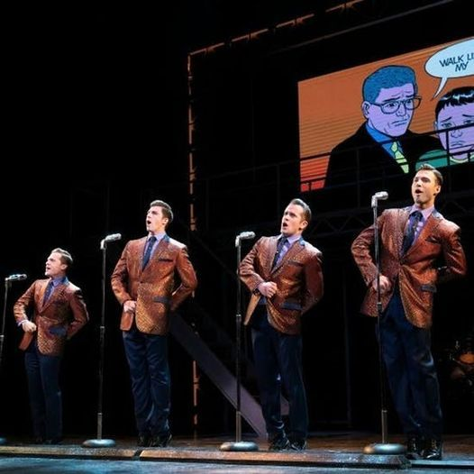Jersey Boys: The Musical, 14 April | Event in London | AllEvents.in