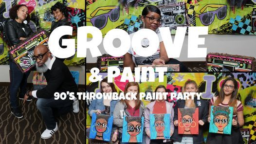 GROOVE & PAINT: sunDAY ScKOOL Edition featuring Ric Sexton, 24 October | Event in Tema | AllEvents.in
