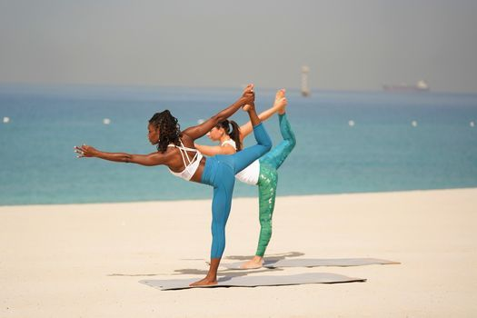 Morning Yoga on the Beach, 6 March | Event in Dubai | AllEvents.in