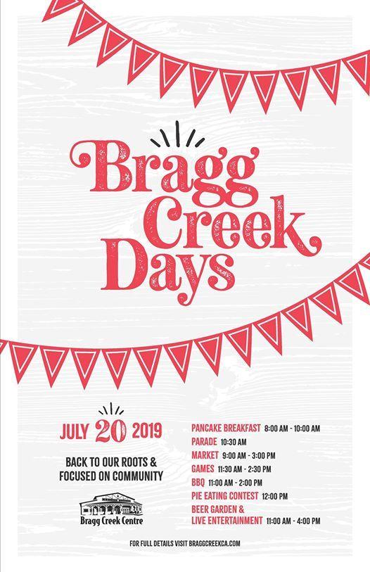 Bragg Creek Days 2019