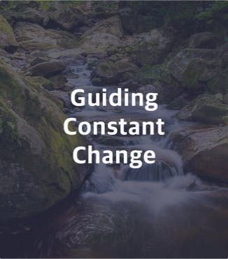 Guiding Change In an Agile Environment Course