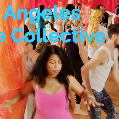Free  Form Dance w the L.A. Dance Collective (every Saturday)