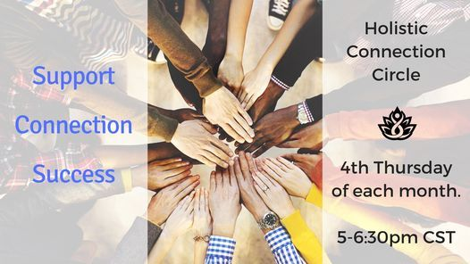 Holistic Connection Circle For Wellness Professionals