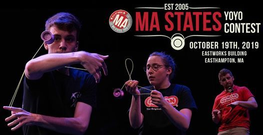 2019 Massachusetts State YoYo Contest at 121 Club, Easthampton