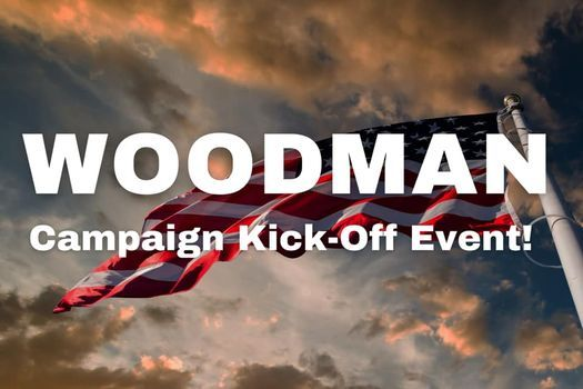 Woodman Campaign Kick-Off Event, 29 January | Event in Eau Claire | AllEvents.in