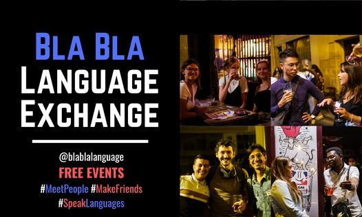 BlaBla Language Exchange & Make friends in Vancouver, 10 March | Event in Vancouver | AllEvents.in