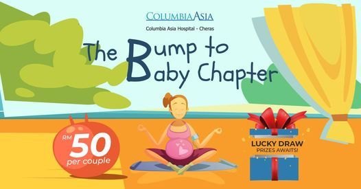 "Antenatal Class ""The Bump to Baby Chapter"" 