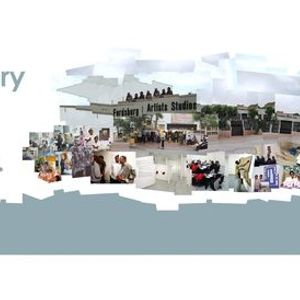 Bag Factory 30 Years So Far The Future presented in partnership with FADA Gallery - Walkabout 4