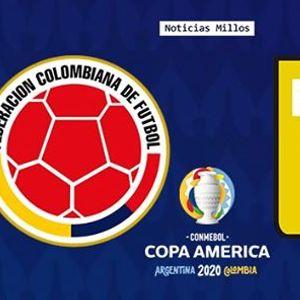 Copa Amrica Colombia Vs Venezuela