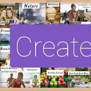 2021 Create Your Vision  Workshop
