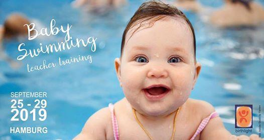 Babyschwimm-Ausbildung