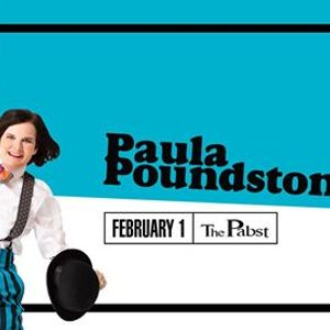 Paula Poundstone at the Pabst Theater