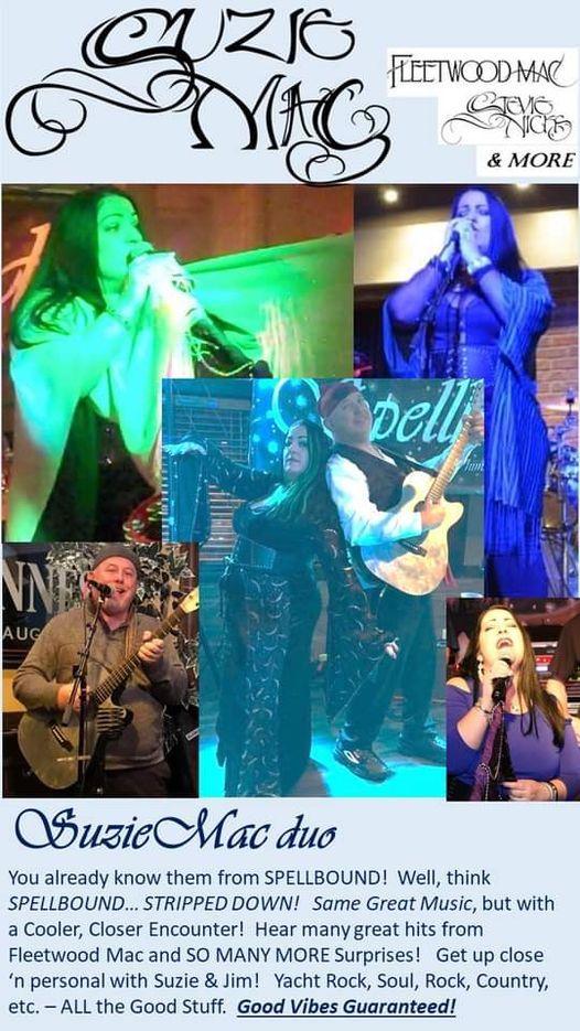 SuzieMac Duo @ Brian Boru!, 19 March | Event in Severna Park | AllEvents.in