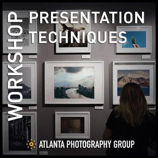 Workshop Presentation Techniques