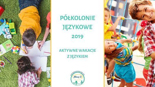 Pkolonie jzykowe 2019 - aktywne wakacje z jzykiem