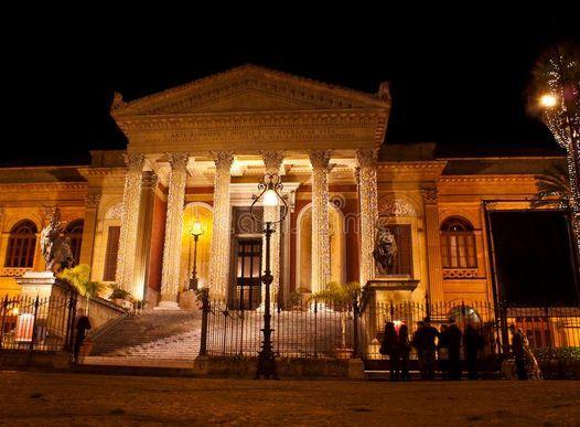 Theatre Events In Palermo