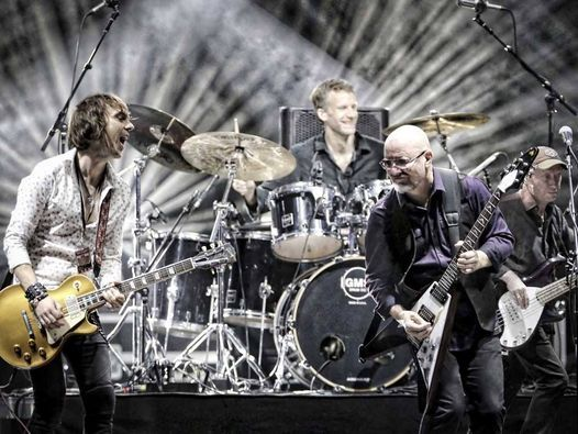 Wishbone Ash, 11 November | Event in Southampton | AllEvents.in