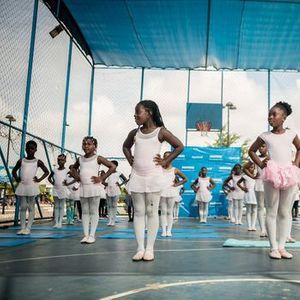 Dance Ballet Decathlon Nungua