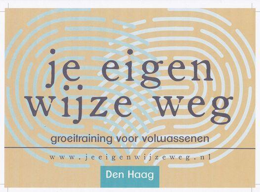 Den Haag - Kennismakingsworkshop Je Eigenwijze Weg deel 1, 9 September   Event in The Hague   AllEvents.in