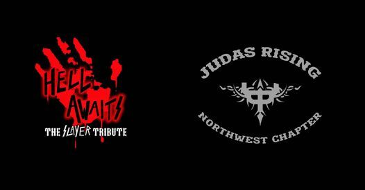 Hell Awaits [Slayer] and Judas Rising [Judas Priest] at Tony V's Garage, 20 November | Event in Everett | AllEvents.in