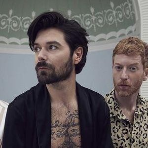 Biffy Clyro - The Fingers Crossed  Tour
