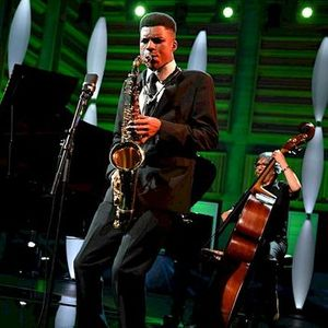 Xhosa Cole Trio at the Ipswich Jazz Festival