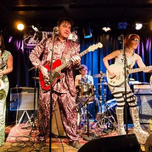 Igor and the Red Elvises  Siberian Rock n Roll