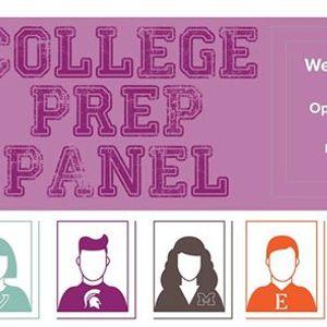 College Prep Panel
