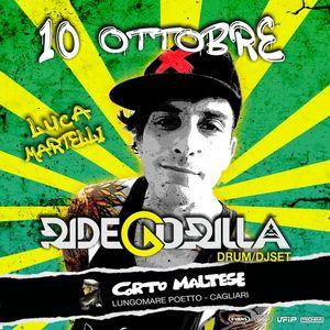 Ride Gorilla - Corto Maltese - Poetto (CA)