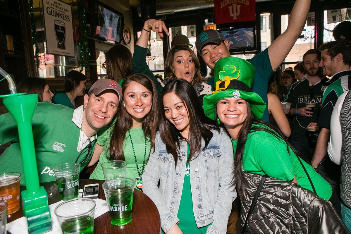 2021 Chicago St Patrick's Day Bar Crawl, 13 March | Event in Chicago | AllEvents.in