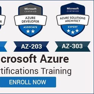 Microsoft Certified Azure Exam Training at Multisoft Systems