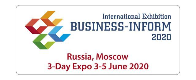Business-Inform 2020 Expo at ВДНХ
