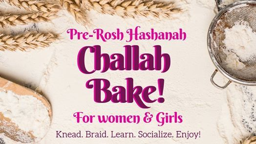 Image result for ROSH HASHANAH CHALLAH BAKE